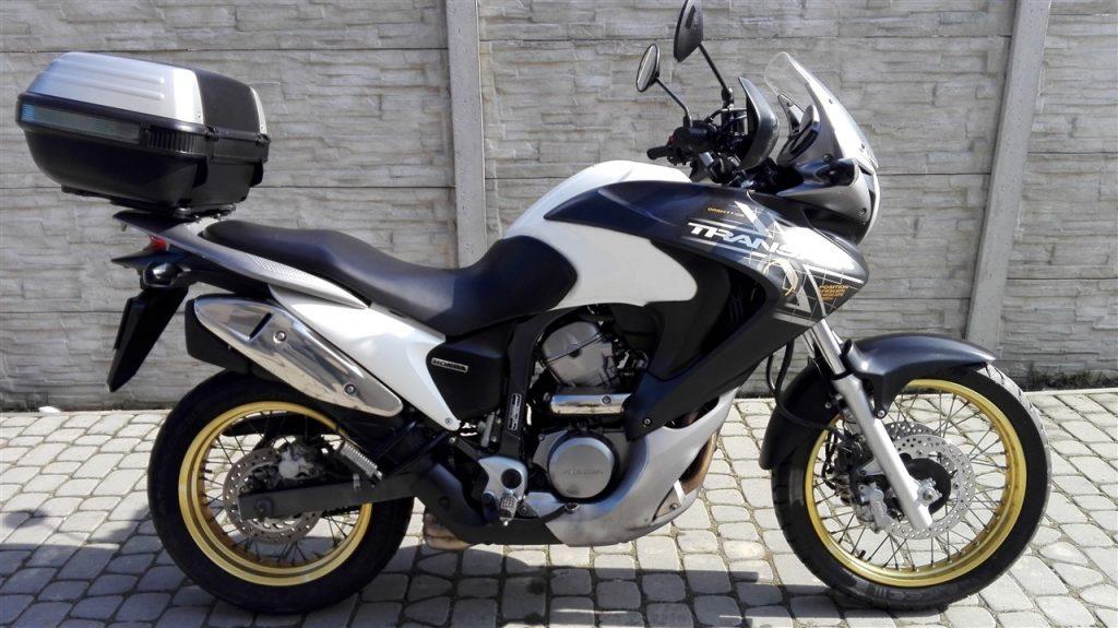 Motocykle Honda Używane